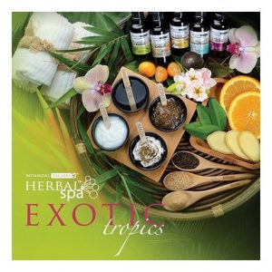Botanical Escapes Herbal Spa Pedicure – Exotic Tropics Kit