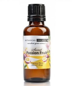 Botanical Escapes Herbal Spa Pedicure – Exotic Tropics – Passion Fruit Fragrance Oil 1 oz