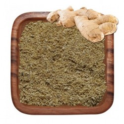 Botanical Escapes Herbal Spa Pedicure - Ginger Root - Scented Herbs 1 lb