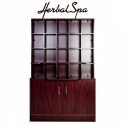 Botanical Escapes Herbal Spa Pedicure - Investment Kit with Cabinet 000