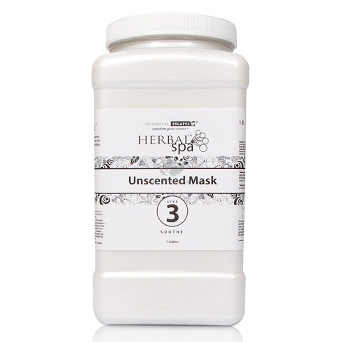 Botanical Escapes Herbal Spa Pedicure – Mask Base – 1 gallon