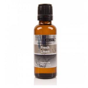 Botanical Escapes Herbal Spa Pedicure – Men's Collection – Fresh Linen Fragrance Oil 1oz
