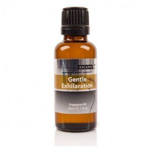 Botanical Escapes Herbal Spa Pedicure – Men's Collection – Gentle Exhilaration Fragrance Oil 1oz