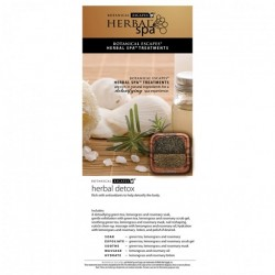 Botanical Escapes Herbal Spa Pedicure - Rosemary - Scented Herbs 000