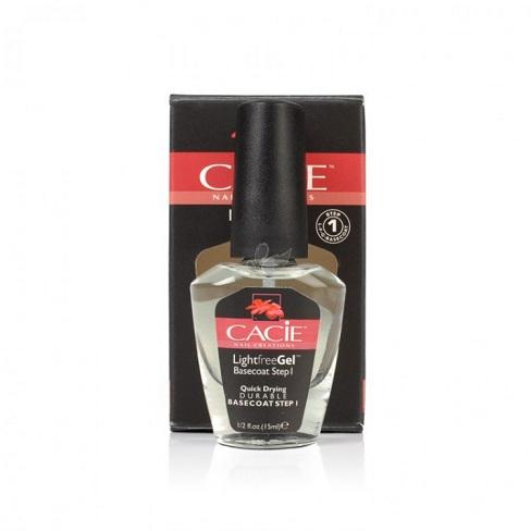 Cacie LightFree Gel Base Coat 0.5oz – CLEARANCE