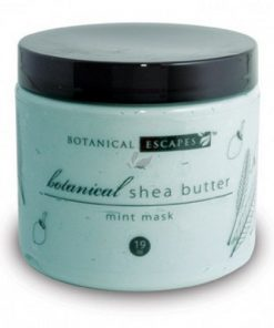 Cooling Shea Butter Mint Mask – 19oz