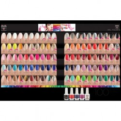 Geluv 100 Colors 0.5 oz - Select any 100 Gel Polishes!