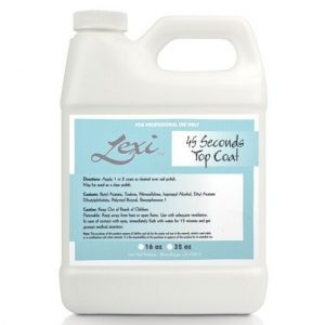 Lexi™ 45 Seconds Top Coat