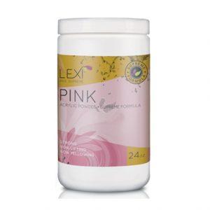Lexi™ Pink Acrylic Powder – 24 oz