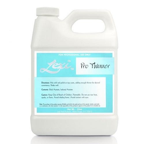 Lexi™ Top Coat Pro Thinner