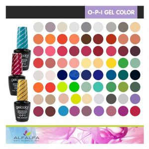 OPI Gel Color – All Color Collections