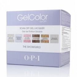 OPI Gelcolor Kit - The Showgirls -11