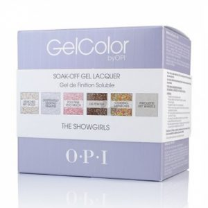 OPI Gelcolor Kit – The Showgirls
