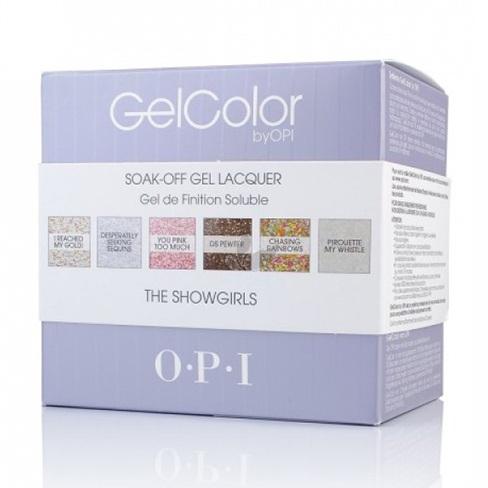 OPI Gelcolor Kit – The Showgirls