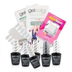 OPI Gelcolor Kit - The Showgirls