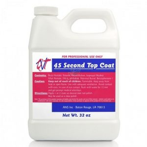 QT™ 45 Seconds Top Coat