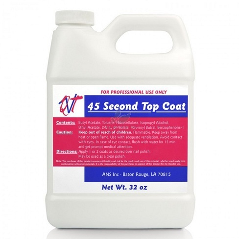 QT™ 45 Seconds Top Coat » Best Deals