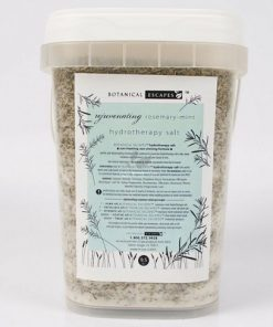 Rosemary Mint Hydro Therapy Pedicure Salt – 1 gallon