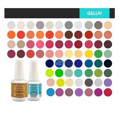 Geluv Gel Nails Polish - Geluv Gel Nails Polish