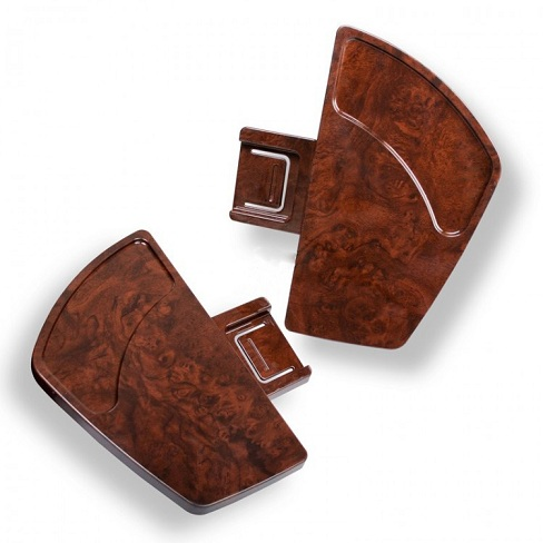 Human Touch - HT-245PS Manicure Tray Left (Faux Wood) » Best Deals Pedicure Spa Chair I Manicure Nail Salon Furniture  sc 1 st  eBuyNails.com & Human Touch - HT-245PS Manicure Tray Left (Faux Wood) » Best ...