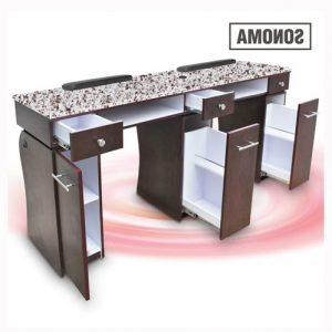 Sonoma Double Nail Table