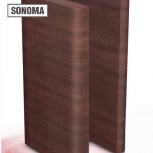Sonoma End Nail Minibar (pair)