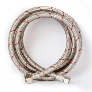 Spa Hose Stainless Steel Braided Hose 8′ – HOT