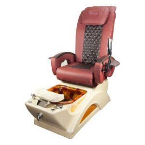 Fiori 2 Tone Lux Pedicure Chair