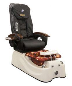 Fiori Crystal Pedicure Spa Chair