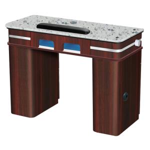 Fiori Manicure Table with Pipe