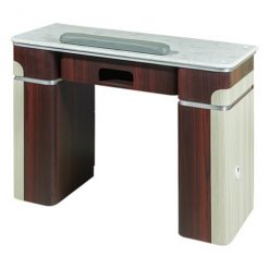 I Nail Table 39 1 Hole LED 247x247 - eBuyNails.com: Best Deals Pedicure Spa,Salon Manicure Table