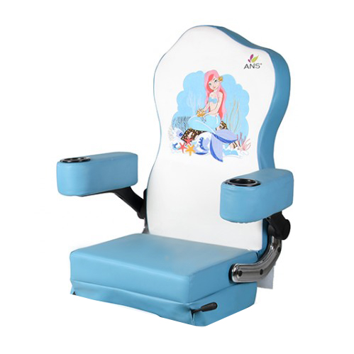 kids pedicure spa massage chair only with vibration function