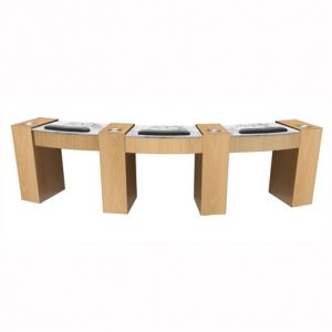 Classic Eclipse Single Nail Table