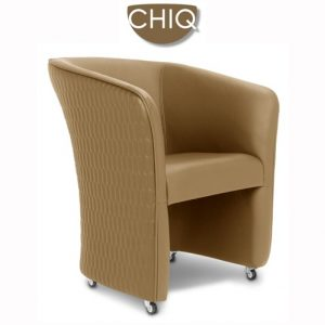 Gs9057 Chiq Quilted Tube Chair