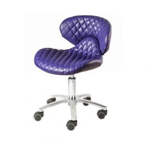 1009 Lexi Pedicure Stool