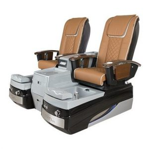 Twin Spa Double Pedicure Chair