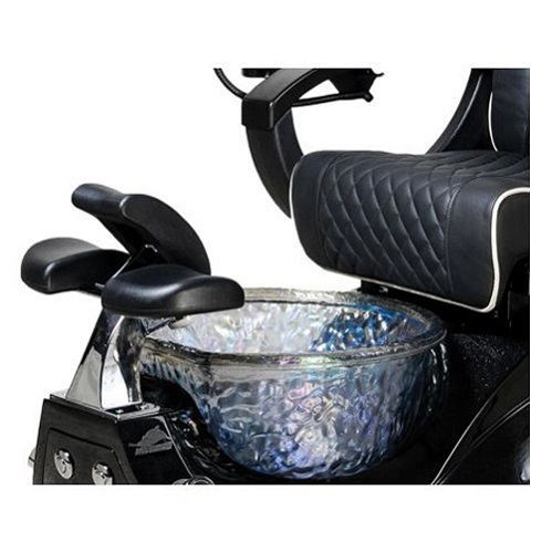 Whale Spa Alden Crystal Pedicure Chair