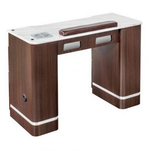YC Nail Table 41″ w/Fan
