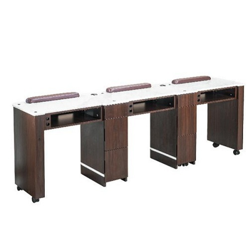 YC Triple Nail Table 90″
