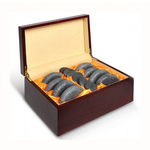 Hot Massage Stones - Set of 16 » Best Deals Pedicure Spa ...