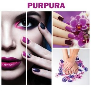 Purpura Canvas Murals