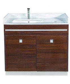 """""""U"""" Single Sink With Faucet"""