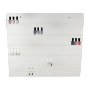 Acrylic Nail Polish Rack 120 Bottles