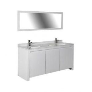 SW Double Sink 64″