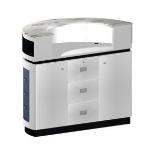 C48P-Custom Made Reception Desk