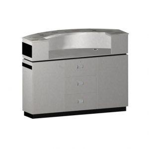 C64-Custom Made Reception Desk