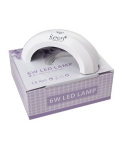 Nimbus 6W LED Nail Dryer Lamp