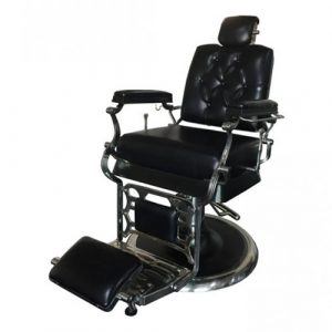 Wellington Genuine Leather Barber Chair