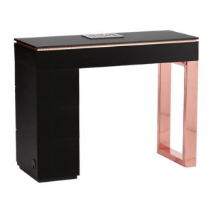 Rose Gold Manicure Table