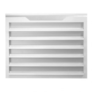 White Sonoma Double Shelves Powder Rack